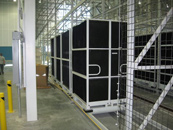 EGA Custom Product Shown 'In Use' At Customer ARS Facility