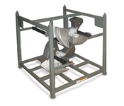 Stack Rack For Sub-Component Used In HVAC Industry