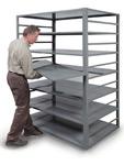 Removable 10 Shelf Module