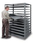 Removable 22 Shelf Module