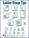 Free Ladder Usage Poster