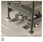 Floor Locking Systems
