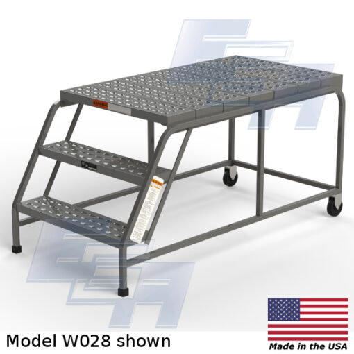 Mobile Work Platforms – EZY Tread