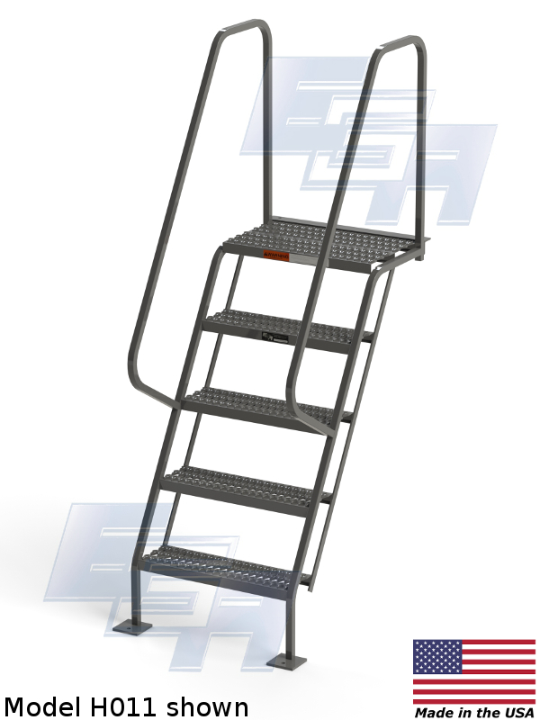 h011 industrial staircase