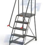 Rolling Mechanics and Maintenance Ladder M002