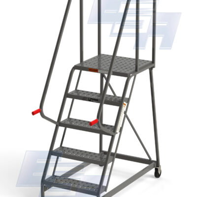 Rolling Mechanics and Maintenance Ladder M002