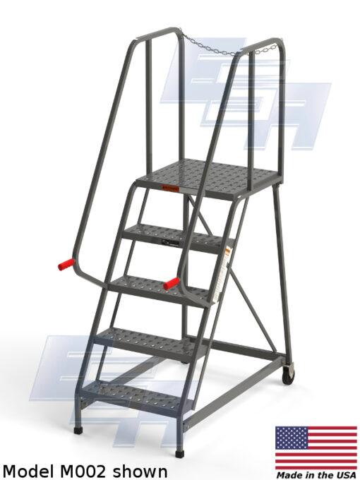 Mechanics / Maintenance Ladders ∠60º (M – SERIES)