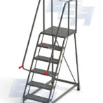 EGA Products rolling ladder