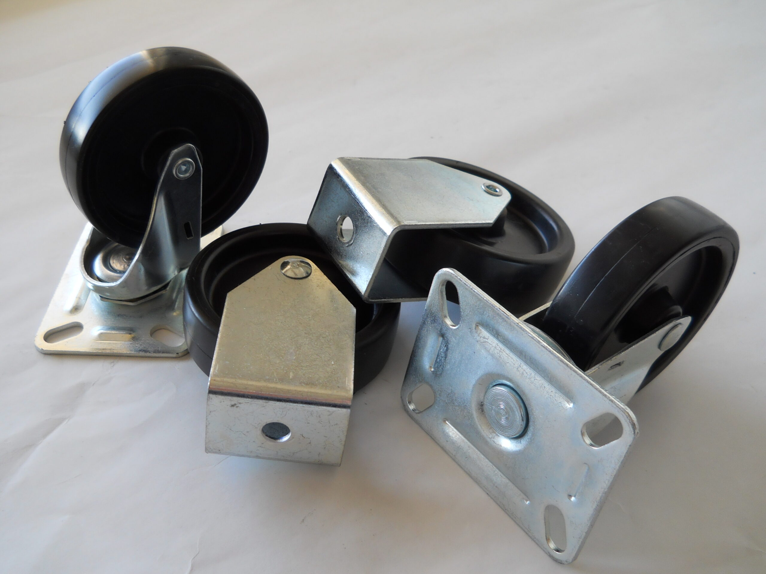 """CK4M-P Replacement Caster Kit 4"""" EGA products"""