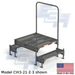 CW3-21-2-3-WM industrial work platform