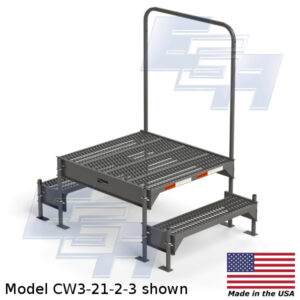 CW3-21-2-3-WM industrial work platform
