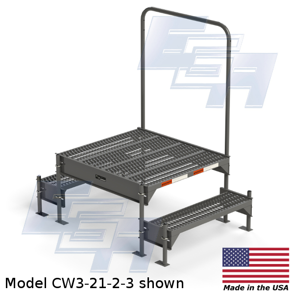 Custom Work Platforms Cw Series