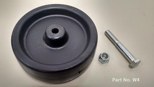 Caster Parts
