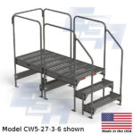 CW5-27-3-6-WM custom work platform
