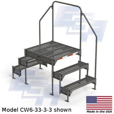 Custom Work Platform - CW6-33-3-3
