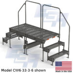 CW6-33-3-6-WM industrial work platform