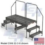 CW6-33-3-6-WM industrial work platform