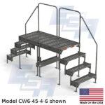 CW6-45-4-6-WM industrial crossover