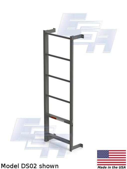 ega side step wall ladder