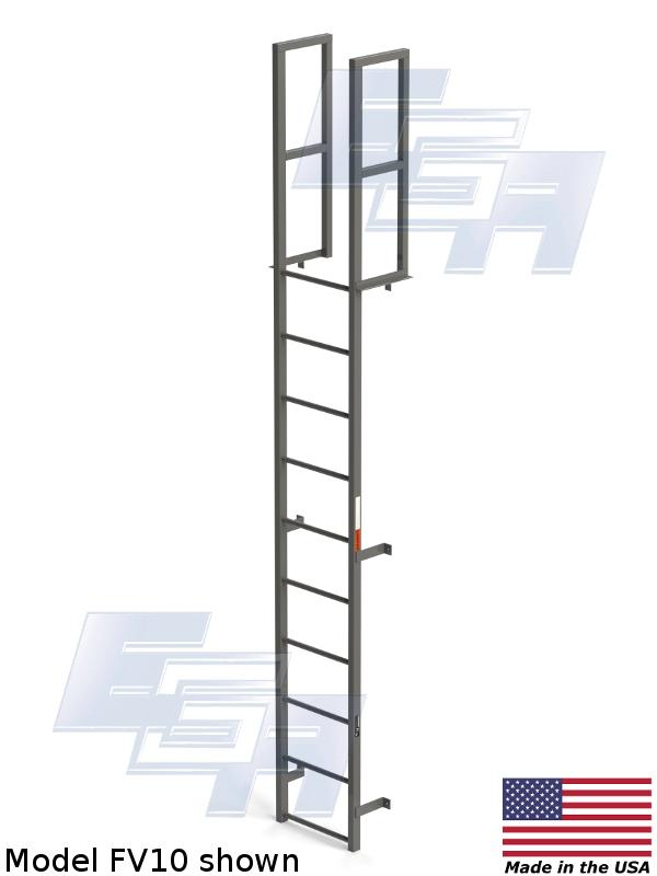 fv10 wall ladder