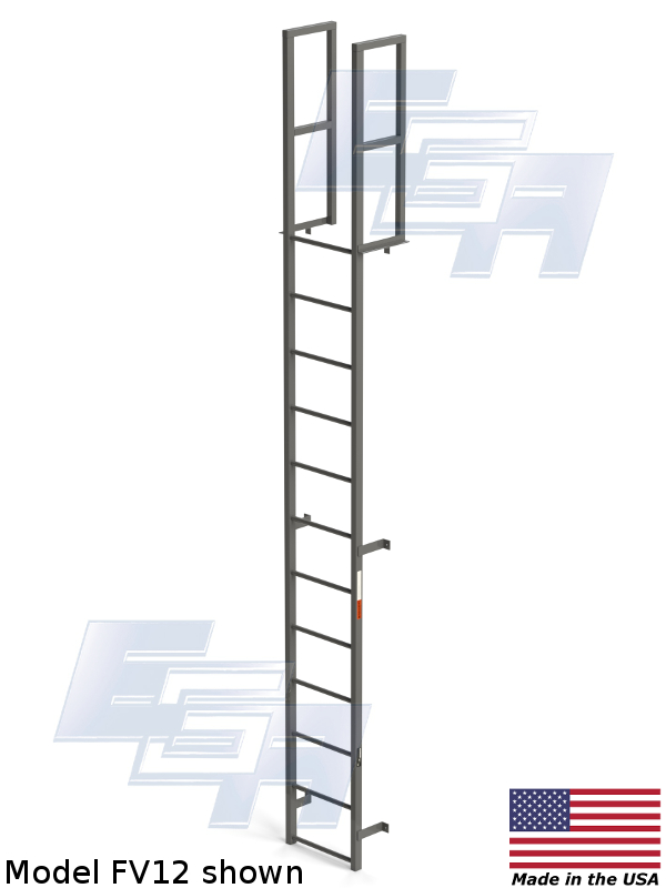 fv12 wall ladder ega