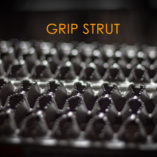 Grip Strut Teeth Detail