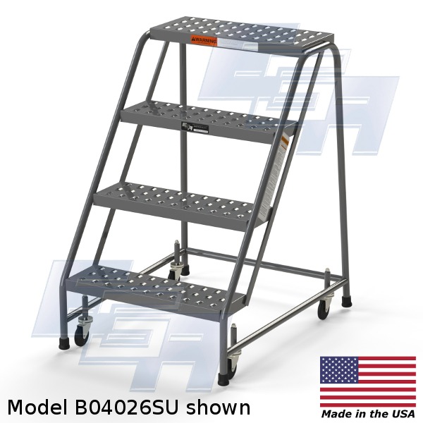 EGA rolling ladder