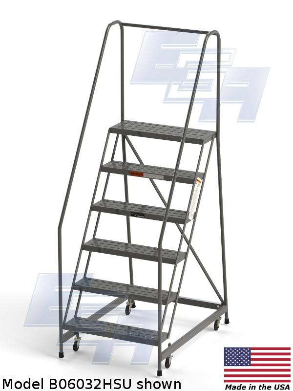 b06032hsu American made rolling ladder