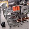 Assembly Floor Work Platforms