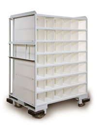 ega product plastic storage bin