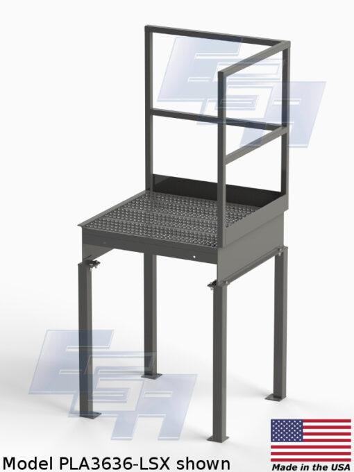 Industrial Stairways Platform (PLA – SERIES)