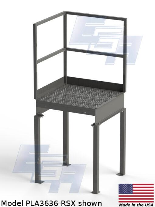 Industrial Stairways Platform – RSX
