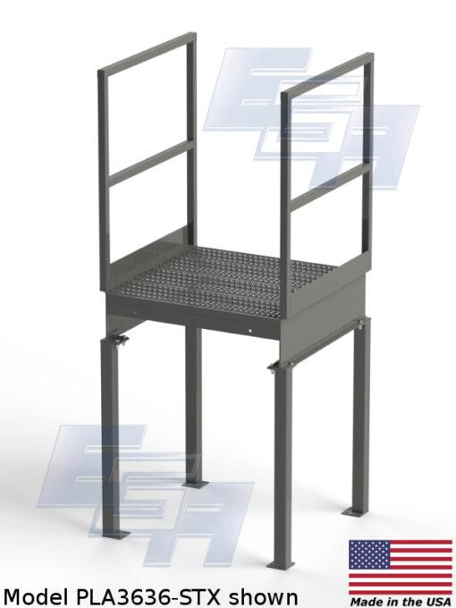 Industrial Stairways Platform – STX