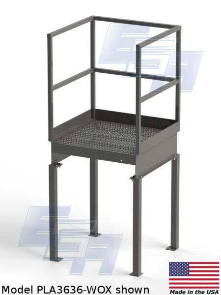 pla3636-wox - work platform