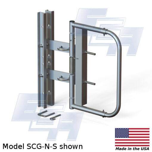 Safety Gate | Narrow Opening (16″ – 26″ Wide)