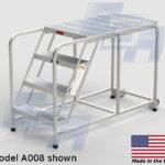 rolling platform ladder