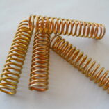 rolling-caster-springs-brass rolling ladder parts
