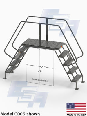 Fixed Ladders Dock Ladders Ega Products Inc