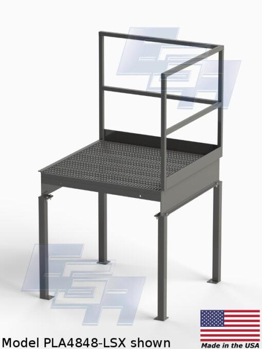 Industrial Stairways Platform – LSX