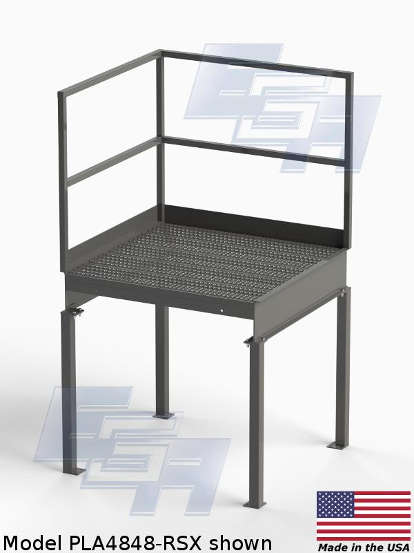 pla4848-rsx work platform