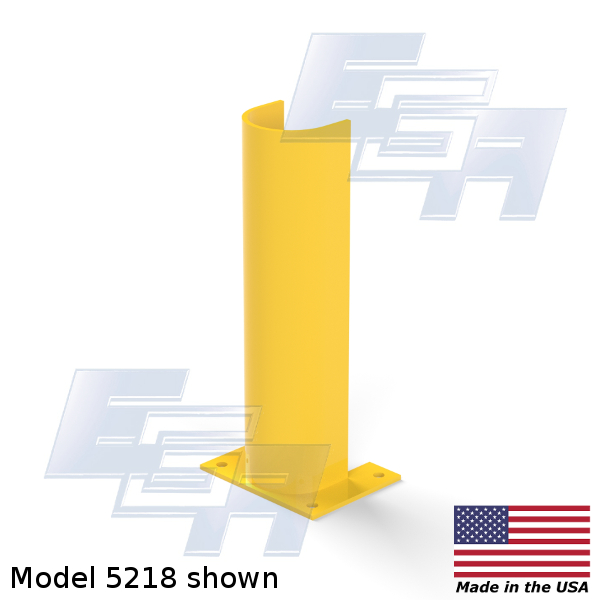 5218 pallet rack post protector