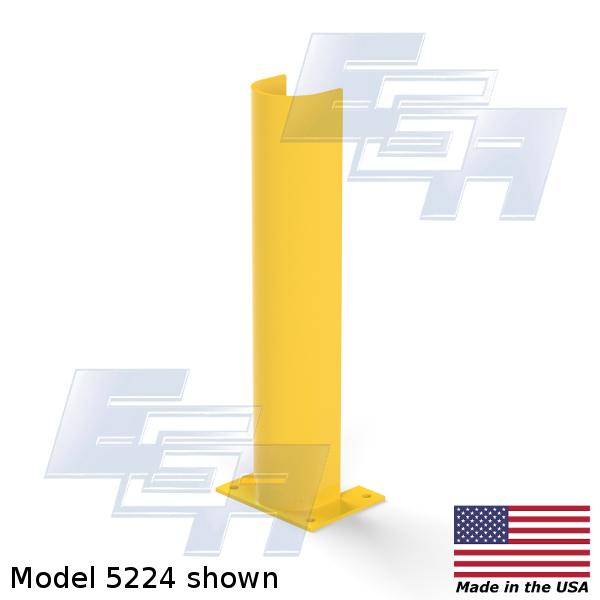 5224 pallet rack post protector