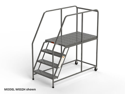 Mobile Work Platforms – EZY Tread [Made in USA]