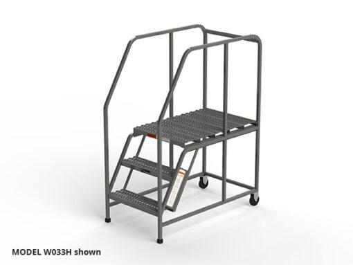 Mobile Work Platforms – Grip Strut [Made in USA]