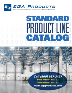 ega products standard product line catalog