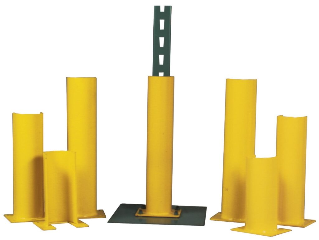 Pallet Rack Post Column Guards by EGA Products