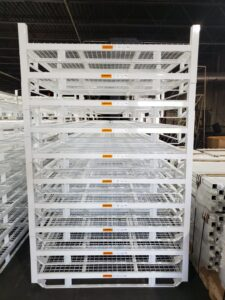 custom pallet rack stack racks by EGA products