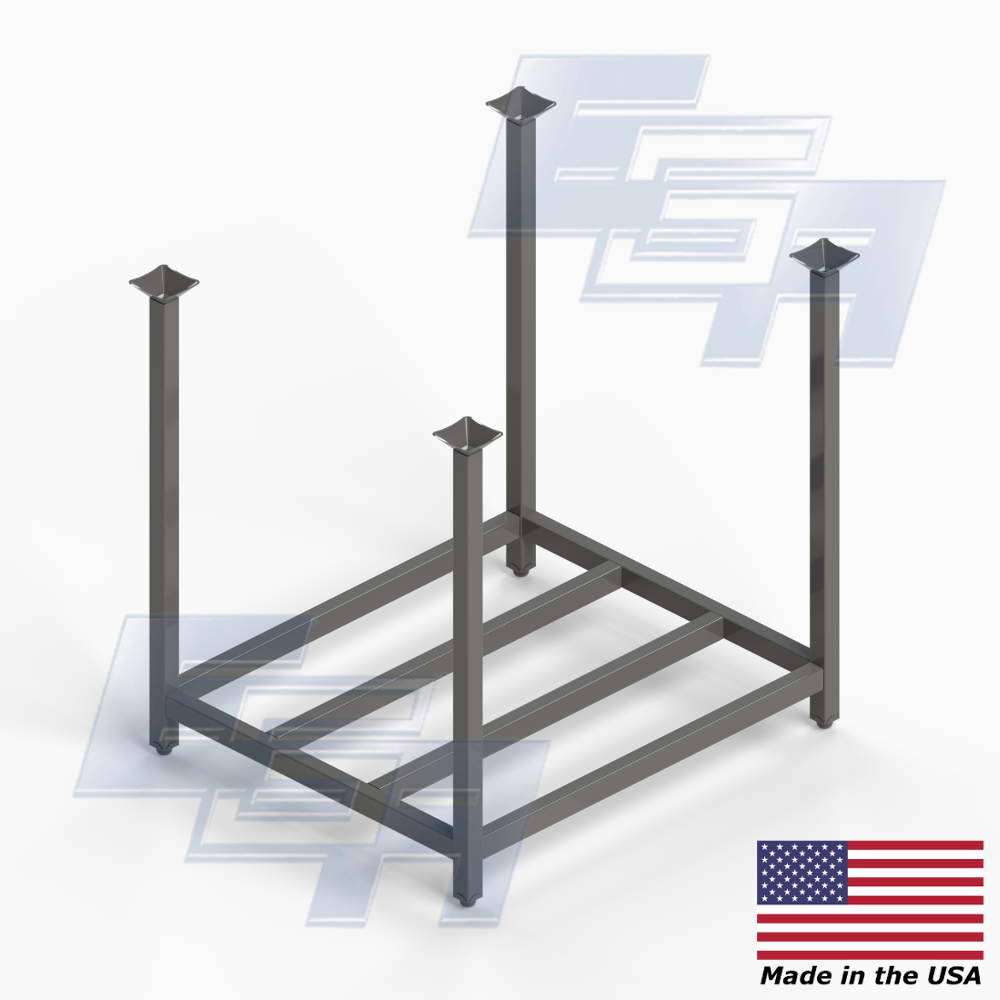 two way stack rack ega products