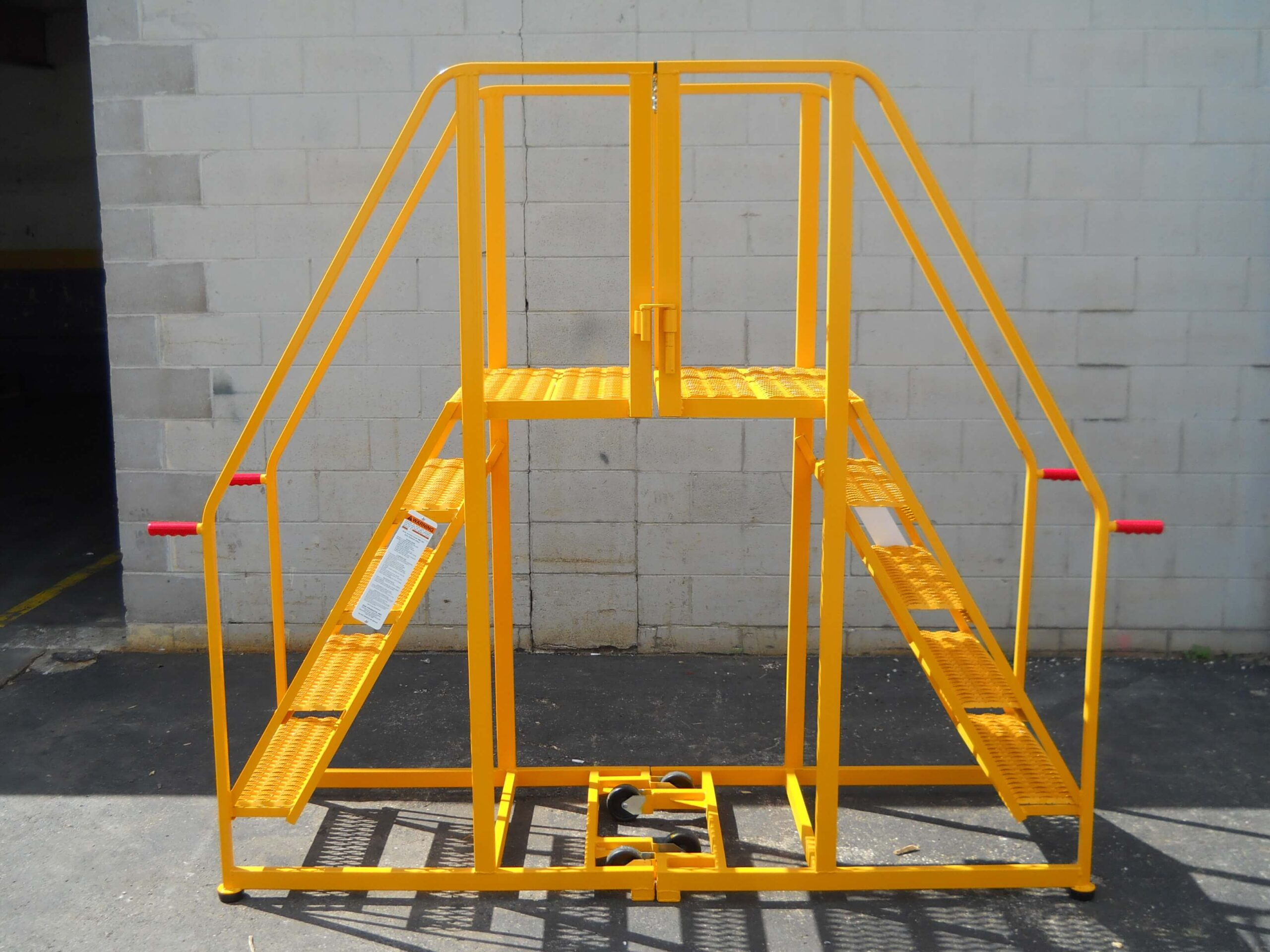 Mobile Crossover Stairs