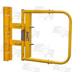 Industrial Swing Gates [Made in the USA]
